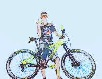 单车小P孩